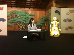 Robot Drama