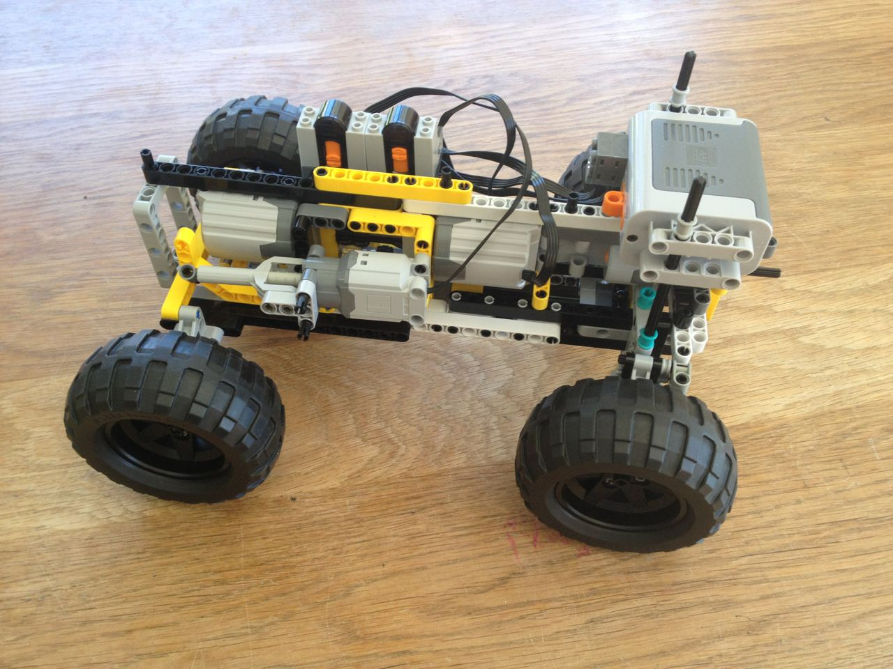 Building An Off Road Car With Lego Technic Christoph Bartneck Phd