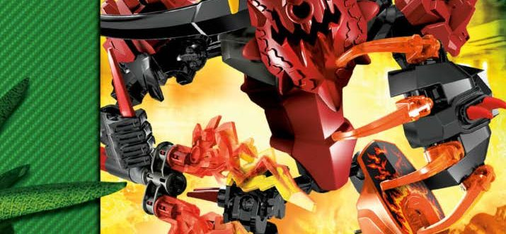 Have LEGO Products Become More Violent?