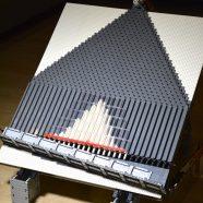 Quincunx LEGO GBC Module (Galton Board)