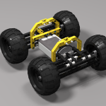 RACE2 – Super fast LEGO RC off road car | Christoph Bartneck, Ph D
