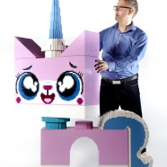 LEGO Unikitty MOC in lifesize