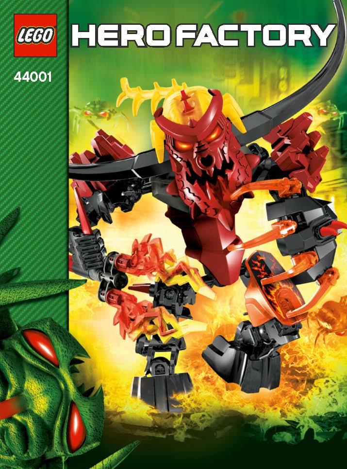 LEGO set 44001 Pyrox