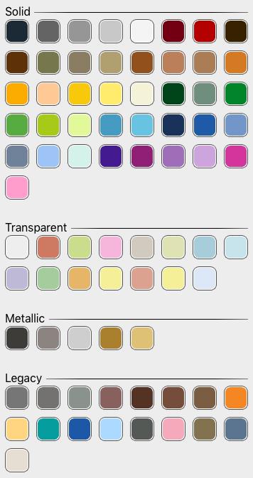 Nowość The curious case of LEGO colors | Christoph Bartneck, Ph.D. OM44