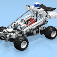 Revisiting 8230 Coastal Police Buggy – Stud.io Review