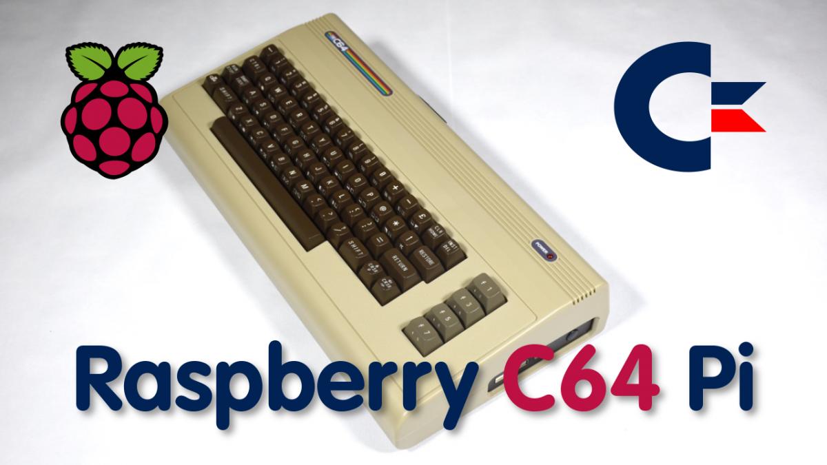 Raspberry C64 Pi Computer
